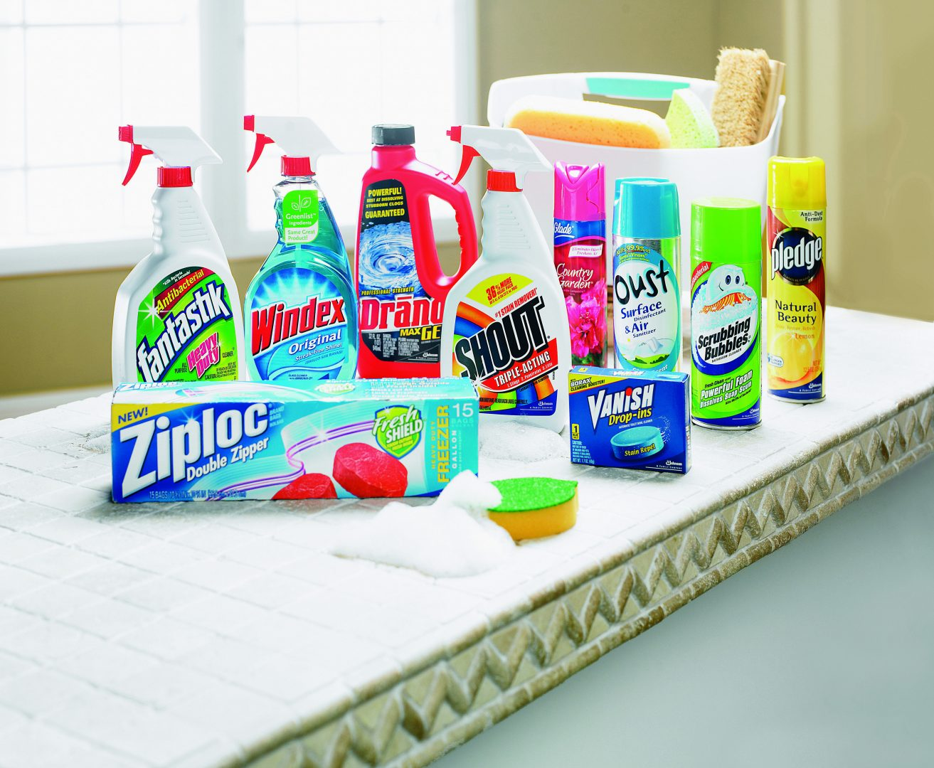 With Rocky's, spring cleaning can be good, clean fun