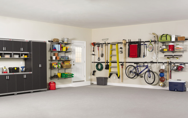 4 Must-Haves for Cleaning & Organizing Your Garage