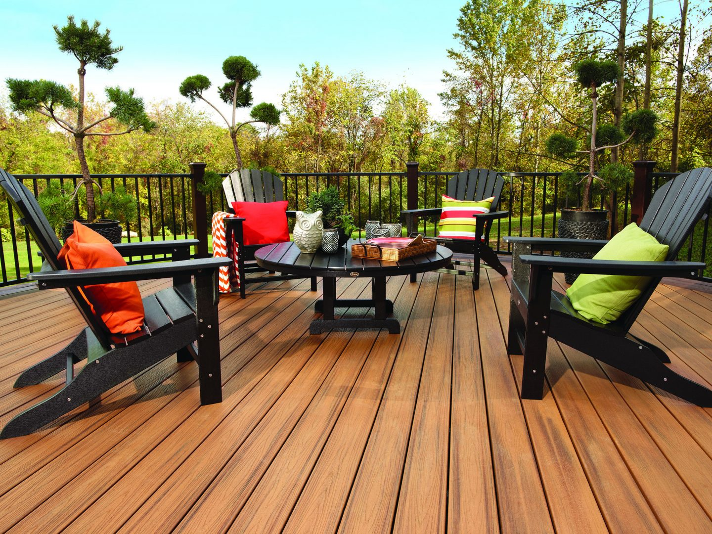 Protect your deck from short- and long-term threats