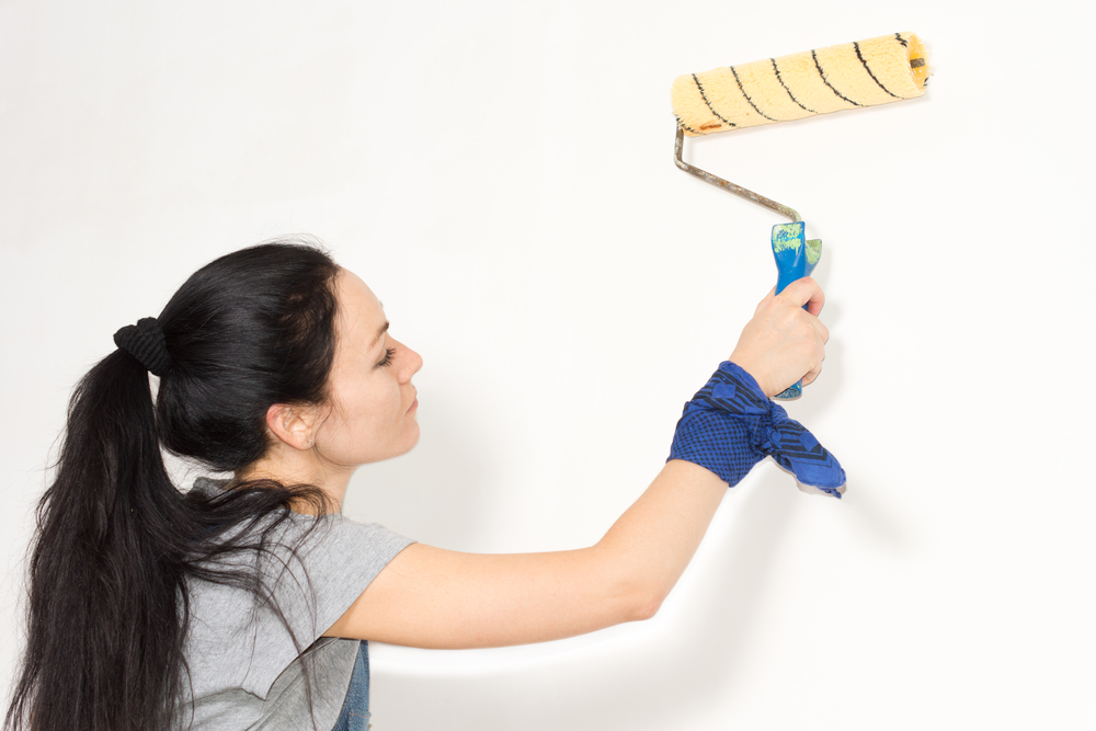How to prepare to paint a wall